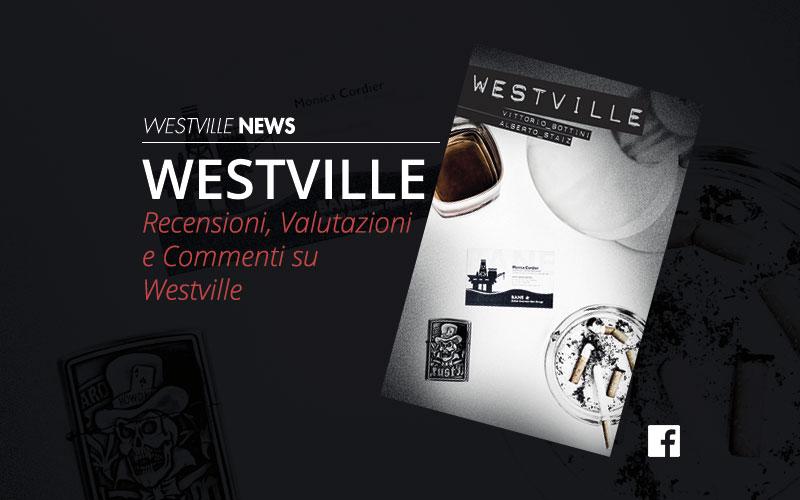 Westville News Recensioni Commenti blog romanzo