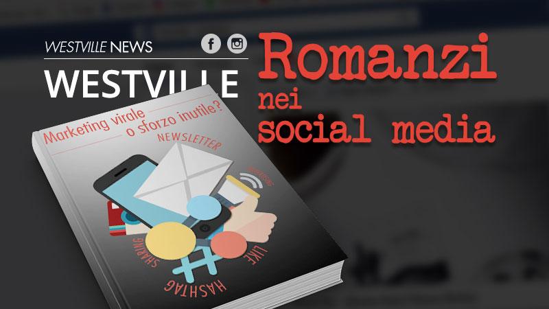 Romanzi nei social media