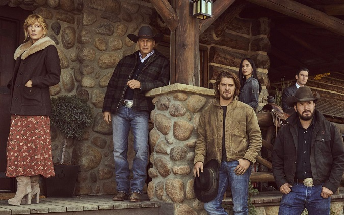 Yellowstone Taylor Sheridan