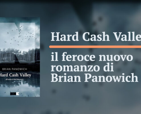 Copertina Hard Cash Valley Brian Panowich