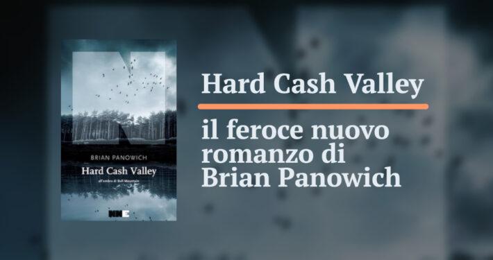 Copertina Hard Cash Valley Brian Panowich